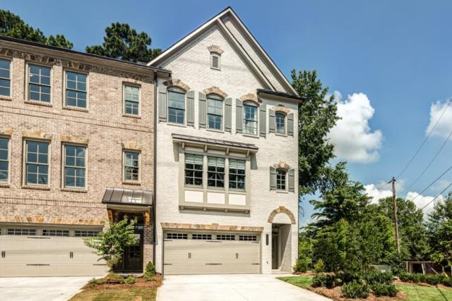 2490 Skyland Drive #25, Brookhaven, GA 30319 (MLS #6061914) :: Rock River Realty