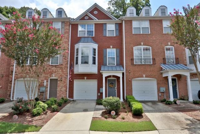 1816 Dunrobin Drive SE #35, Smyrna, GA 30082 (MLS #6061976) :: North Atlanta Home Team