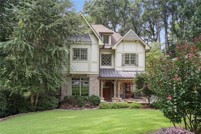 686 Darlington Circle NE, Atlanta, GA 30305 (MLS #6062051) :: Iconic Living Real Estate Professionals