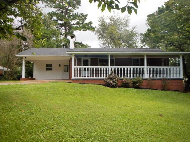 6448 Paradise Point Road, Flowery Branch, GA 30542 (MLS #6062055) :: The Cowan Connection Team