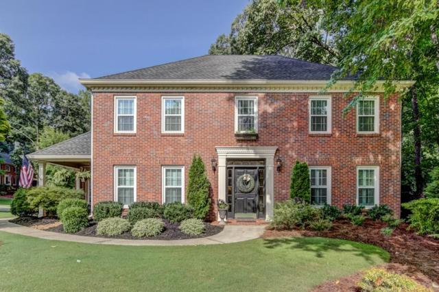 2117 Lamplight Drive, Marietta, GA 30062 (MLS #6062092) :: The Bolt Group