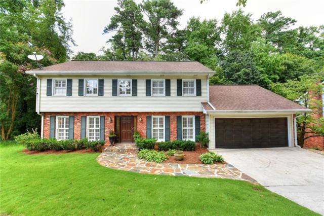 4521 Orleans Drive, Dunwoody, GA 30338 (MLS #6062096) :: The Cowan Connection Team