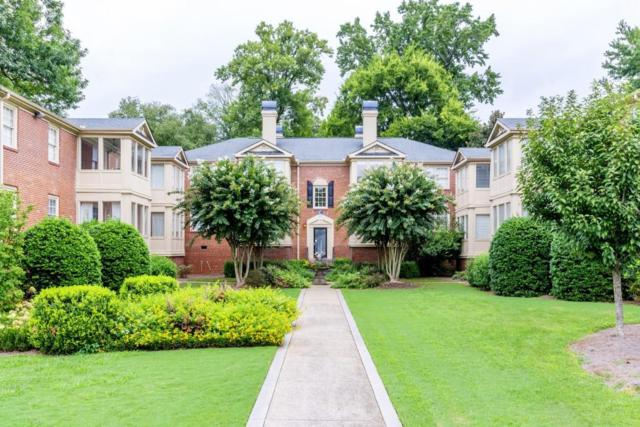 115 Peachtree Memorial Drive NW C4, Atlanta, GA 30309 (MLS #6062117) :: Kennesaw Life Real Estate