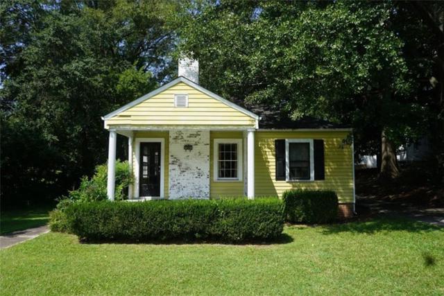 319 Church Street NE, Marietta, GA 30060 (MLS #6062139) :: North Atlanta Home Team