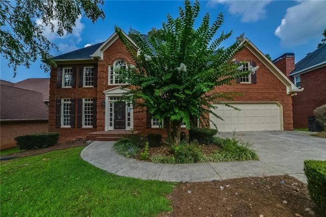 1384 Downington Lane NW, Acworth, GA 30101 (MLS #6062152) :: North Atlanta Home Team
