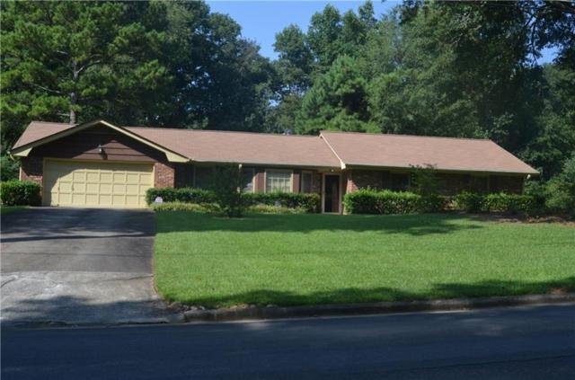 4509 Tudor Castle Drive, Decatur, GA 30035 (MLS #6062311) :: The Cowan Connection Team