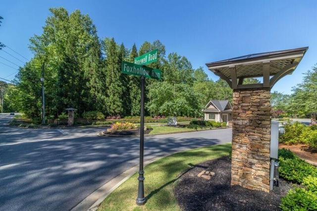 845 Foxhollow Run, Milton, GA 30004 (MLS #6062490) :: RE/MAX Paramount Properties