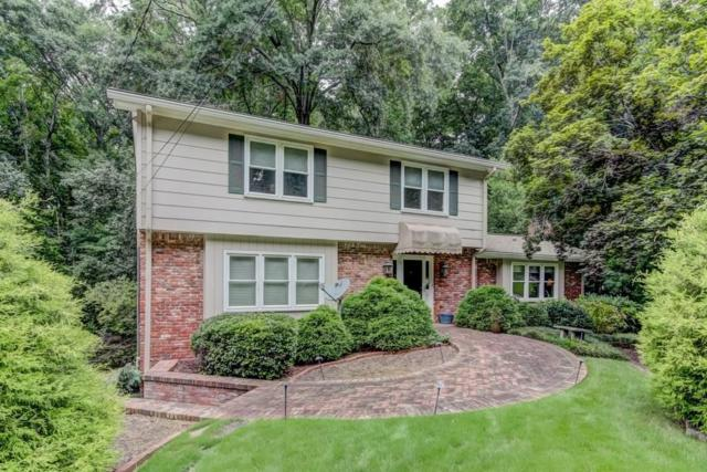 2915 Leafwood Drive SE, Marietta, GA 30067 (MLS #6062534) :: Iconic Living Real Estate Professionals
