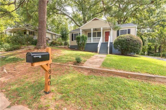 1840 Dorsey Avenue, East Point, GA 30344 (MLS #6062560) :: Iconic Living Real Estate Professionals