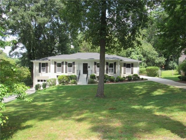 1121 Rebel Ridge Drive, Marietta, GA 30062 (MLS #6062564) :: North Atlanta Home Team