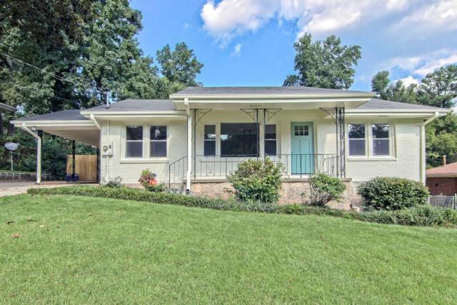 2132 Wildrose Drive, Decatur, GA 30032 (MLS #6062653) :: Iconic Living Real Estate Professionals