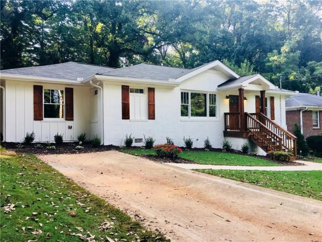 2071 Holly Hill Drive, Decatur, GA 30032 (MLS #6062720) :: The Cowan Connection Team