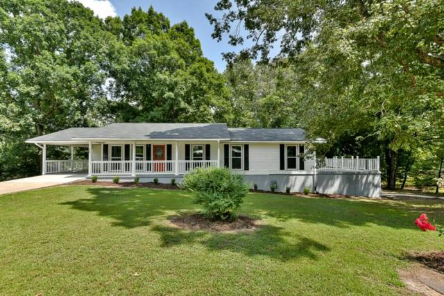 1544 York Drive, Canton, GA 30114 (MLS #6062733) :: North Atlanta Home Team
