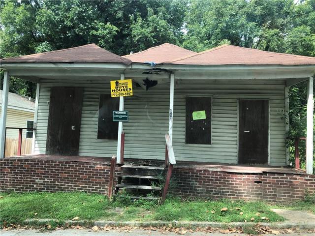 843 Proctor Street NW, Atlanta, GA 30314 (MLS #6062925) :: North Atlanta Home Team
