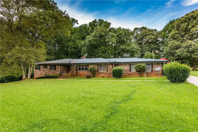 210 Parker Drive, Monroe, GA 30656 (MLS #6062975) :: North Atlanta Home Team