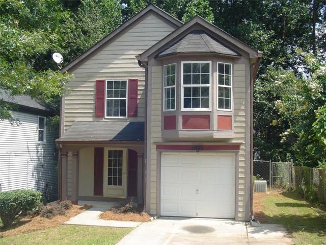 1161 Holly Circle, Lawrenceville, GA 30044 (MLS #6062994) :: The Cowan Connection Team