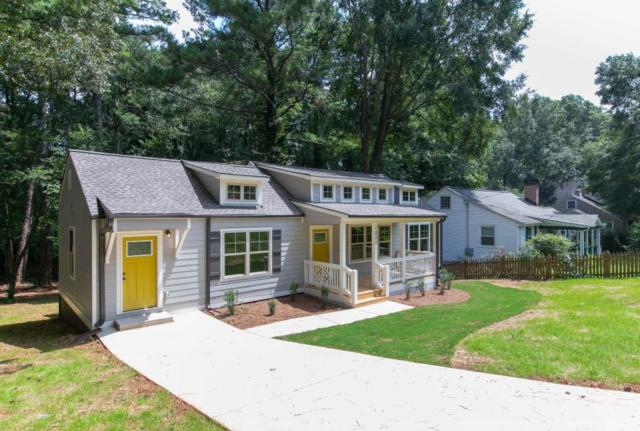 1220 Thomas Road, Decatur, GA 30030 (MLS #6063053) :: The Bolt Group
