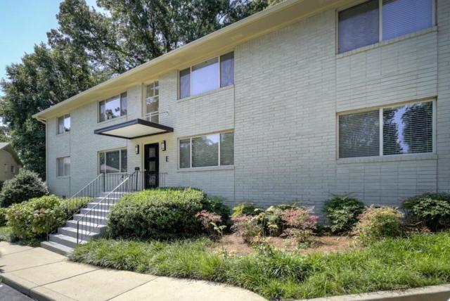 449 Clairemont Avenue E1, Decatur, GA 30030 (MLS #6063055) :: Iconic Living Real Estate Professionals