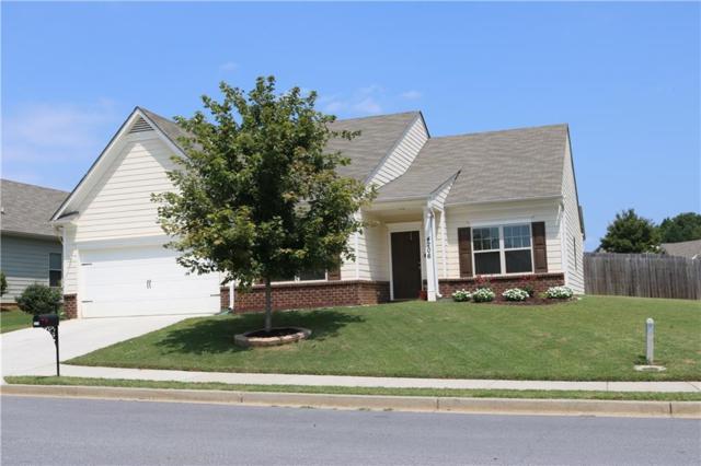 4206 Magnolia Place, Gainesville, GA 30504 (MLS #6063179) :: The Cowan Connection Team