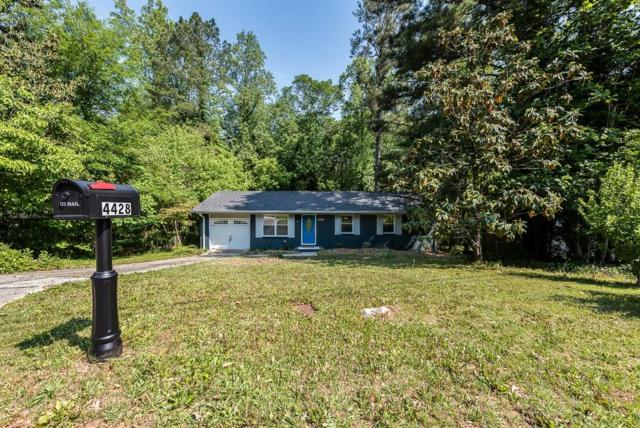 4428 Colony East Drive, Stone Mountain, GA 30083 (MLS #6063292) :: The Cowan Connection Team