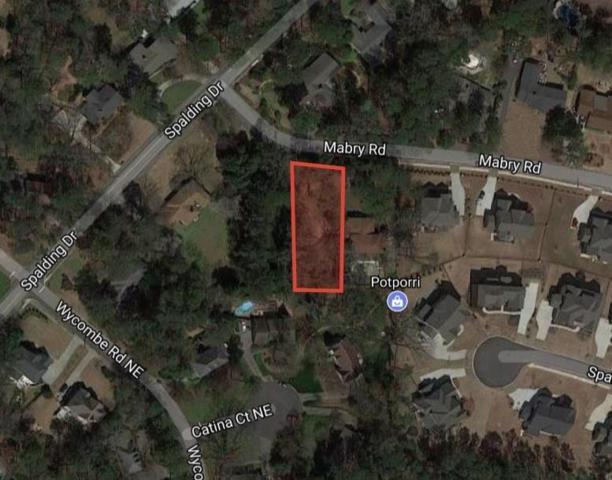 581 Mabry Road, Sandy Springs, GA 30328 (MLS #6063352) :: North Atlanta Home Team