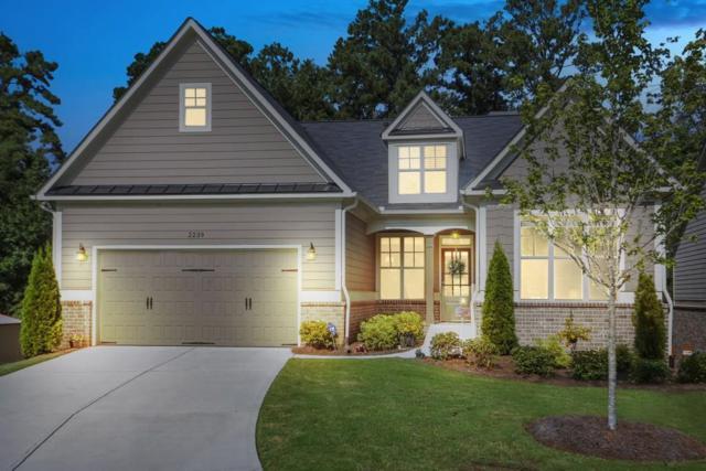 2239 Long Bow Chase NW, Kennesaw, GA 30144 (MLS #6063525) :: North Atlanta Home Team