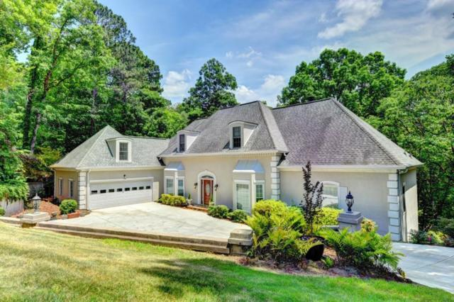 9580 Marsh Cove Court, Sandy Springs, GA 30350 (MLS #6063741) :: The Cowan Connection Team