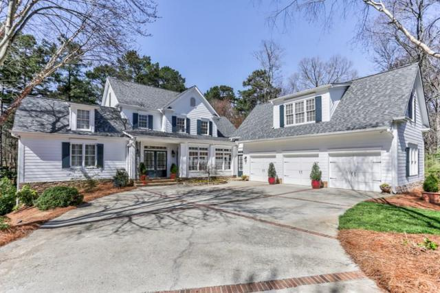 1195 Gordon Combs Road NW, Marietta, GA 30064 (MLS #6063799) :: Iconic Living Real Estate Professionals