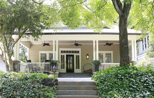 1007 Highland View NE, Atlanta, GA 30306 (MLS #6063807) :: Iconic Living Real Estate Professionals