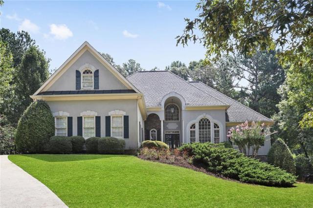 545 Champions Hills Drive, Alpharetta, GA 30004 (MLS #6063850) :: North Atlanta Home Team