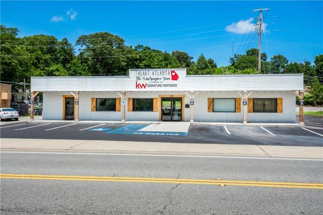 4616 S Main Street, Acworth, GA 30101 (MLS #6063851) :: North Atlanta Home Team
