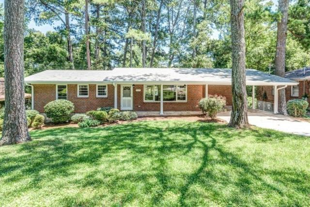4002 E Hilda Circle, Decatur, GA 30035 (MLS #6063888) :: North Atlanta Home Team