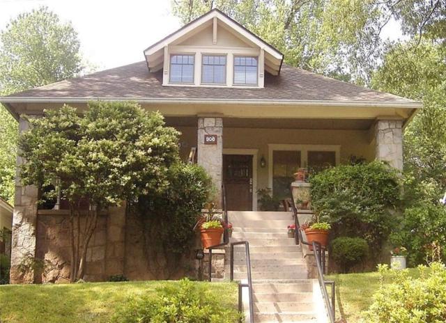 906 Drewry Street, Atlanta, GA 30306 (MLS #6063931) :: Dillard and Company Realty Group