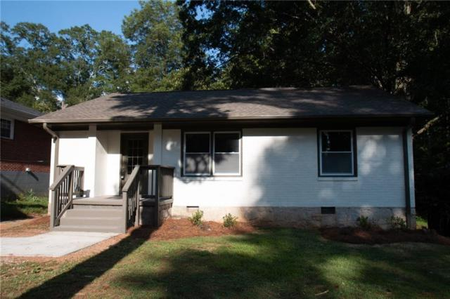 1750 Shirley Street SW, Atlanta, GA 30310 (MLS #6063939) :: Iconic Living Real Estate Professionals