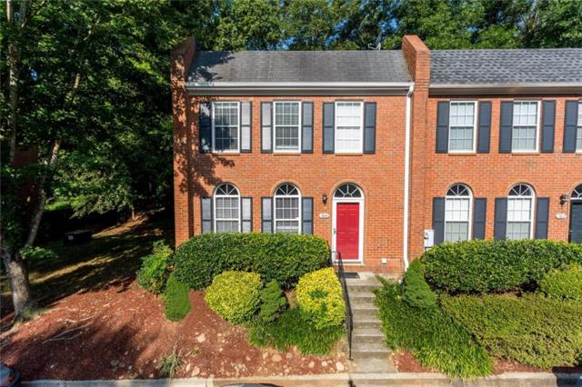 7814 Saint Charles Square, Roswell, GA 30075 (MLS #6064103) :: The Cowan Connection Team