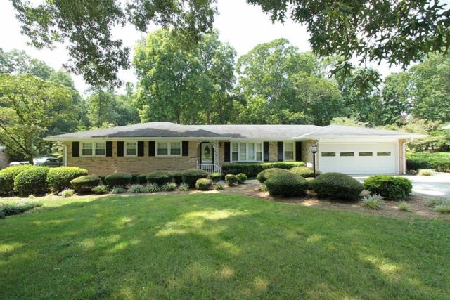 146 Lancelot Way, Lawrenceville, GA 30046 (MLS #6064461) :: Rock River Realty