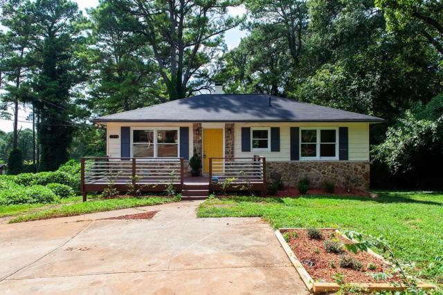 1349 Midview Drive, Decatur, GA 30032 (MLS #6064534) :: Buy Sell Live Atlanta