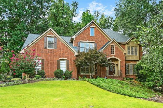 5001 Gallatree Lane, Peachtree Corners, GA 30092 (MLS #6064550) :: RE/MAX Paramount Properties
