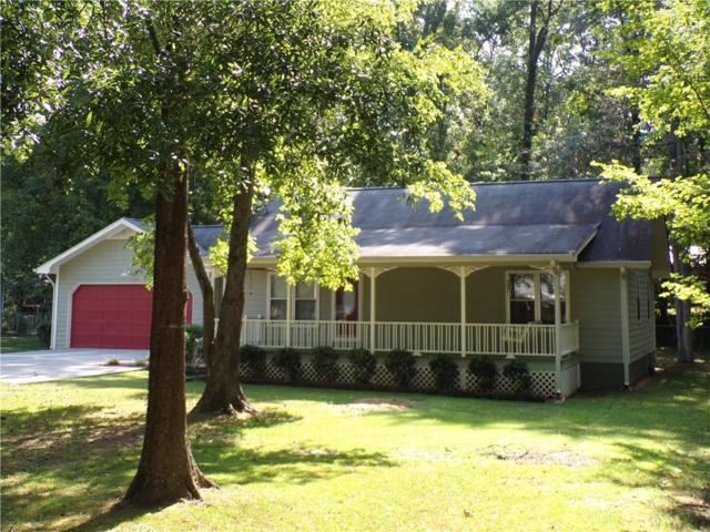 300 Oakridge Drive, Cartersville, GA 30121 (MLS #6064578) :: The Cowan Connection Team