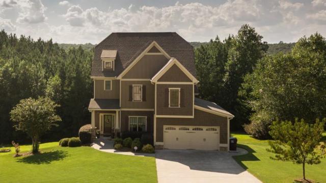 455 Morgan Lane, Dawsonville, GA 30534 (MLS #6064618) :: Todd Lemoine Team