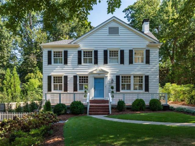 132 Peachtree Way NE, Atlanta, GA 30305 (MLS #6064798) :: The Russell Group