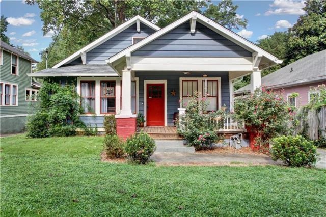 161 E Lake Terrace SE, Atlanta, GA 30317 (MLS #6065075) :: The Russell Group
