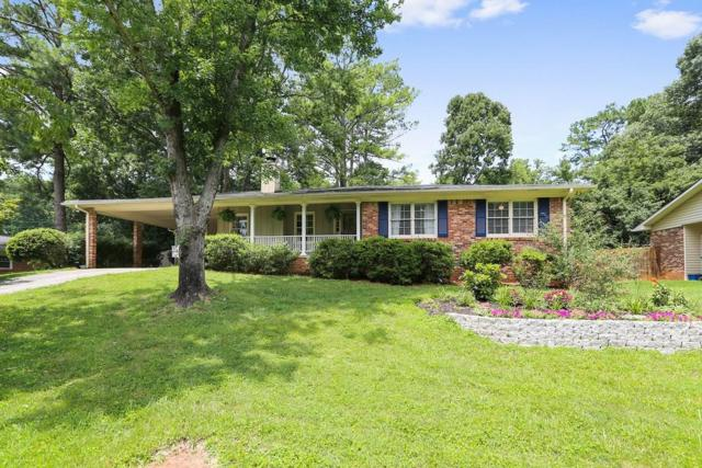 4226 Fawn Lane SE, Smyrna, GA 30082 (MLS #6065076) :: Iconic Living Real Estate Professionals