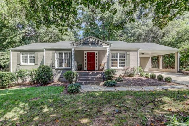 368 Lakemoore Drive NE, Atlanta, GA 30342 (MLS #6065132) :: The Cowan Connection Team