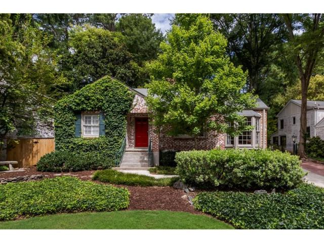 132 Willow Lane, Decatur, GA 30030 (MLS #6065243) :: The Cowan Connection Team