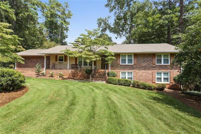 1507 Longwood Drive SW, Marietta, GA 30008 (MLS #6065256) :: North Atlanta Home Team
