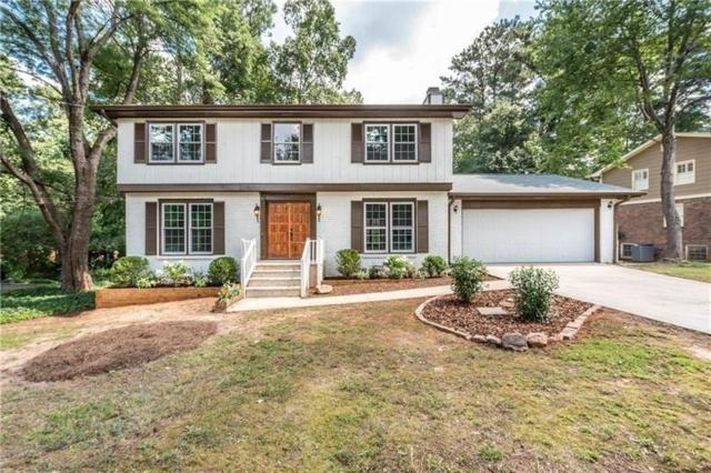 516 Angie Way SW, Lilburn, GA 30047 (MLS #6065284) :: The Zac Team @ RE/MAX Metro Atlanta