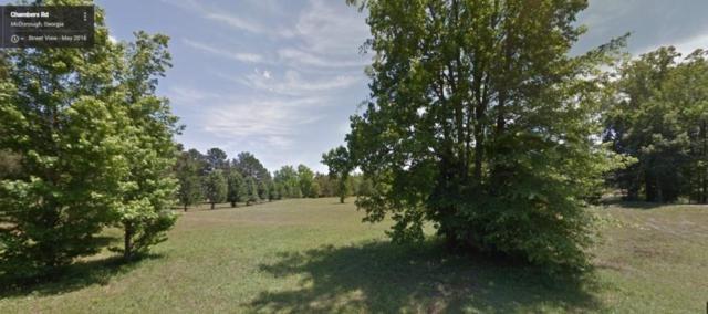29 Chambers Road, Mcdonough, GA 30253 (MLS #6065321) :: The Cowan Connection Team