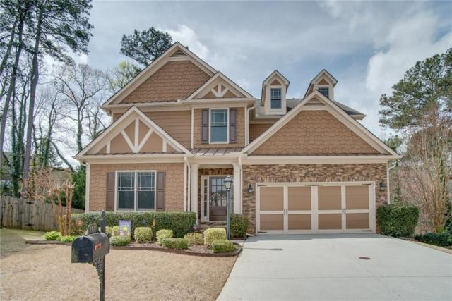 1477 Theory Way, Tucker, GA 30084 (MLS #6065382) :: Iconic Living Real Estate Professionals