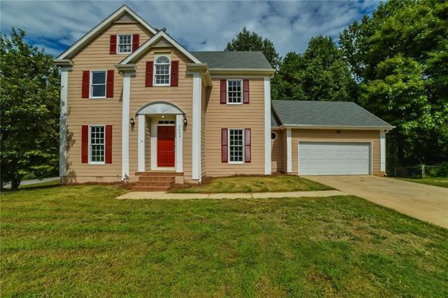 3635 Starboard Lane, Snellville, GA 30039 (MLS #6065429) :: RE/MAX Paramount Properties